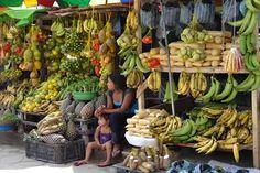 Lots of fruit @ Sierra Nevada de Santa Marta Trip To Colombia, Visit Colombia, Santa Marta, Food Trucks, Sierra Nevada, Street Food, Travel Destinations, Wanderlust, Around The Worlds