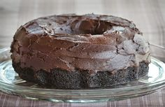 The Best of the Best Chocolate Cake @foodhunterguide