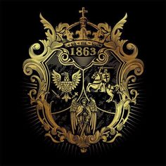 (January Uprising coat of arms)   Powstanie styczniowe herb