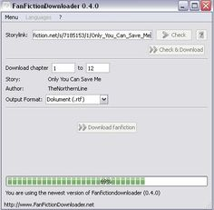 fanfiction downloader. THIS SAVIOUR WILL GET ME THROUGH THE NEXT TWO WEEKS OF NO INTERNET AND NO CELL SIGNAL. YAYYYYY