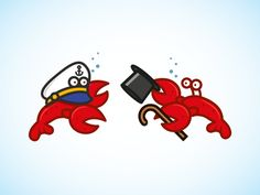 Lobster Boxing