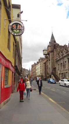 Great Scott !! Edinburgh Scotland is Excellent - Exploramum & Explorason