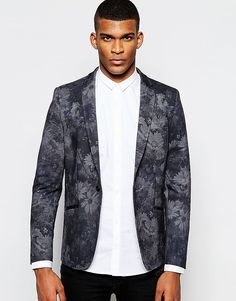 Buy curated menswear | Mensfashion style advice | Shop trendy blazers Asos | Man fashion casual spring clothing | Male stylish look today