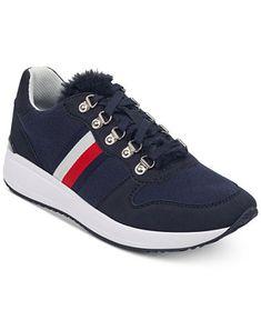 8980a220eee9 Tommy Hilfiger Women s Riplee Sneakers - Sneakers - Shoes - Macy s Tommy  Hilfiger Fashion