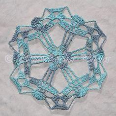 Ravelry: Mount Eolus Snowflake pattern by Deborah Atkinson