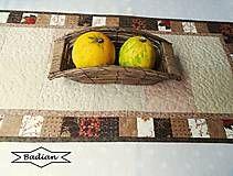 Úžitkový textil - Maple Island ... obrus No.4 - 7247043_