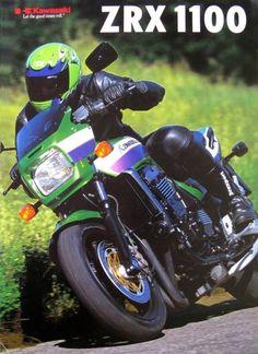 KAWASAKI ZRX1100 (1999)