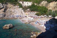 Baia delle Sirene-Massa Lubrense (penisola Sorrentina) - must see beach destination on the Amalfi Coast