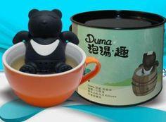 Formasan Black Bears  Tea Infuser (SGS)