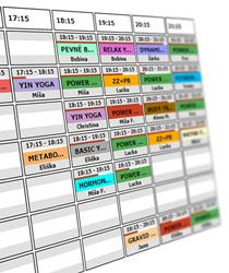 """YOGA BRNO .... VÝBORNÉ, vřele doporučuji, tak tady se dá """"vypnout"""" mozek Yoga, Periodic Table, Music, Musica, Periodic Table Chart, Musik, Muziek, Music Activities, Yoga Sayings"""