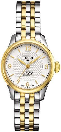 Tissot T-Classic Le Locle Automatic Lady bicolor