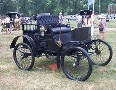 1898 Winton Tonneau Winton Motor Carriage Co. Cleveland, OH  1897-1924