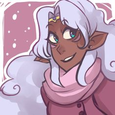 """ikimaru: """" Voltron holiday icons for those who asked :^) (be free to use them as icons!) ❄️ SU ones """""""