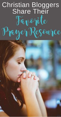 There are so many books about prayer. Where do we start? How about with these favorites, highly recommended by five Christian bloggers. | Scripture Confident Living