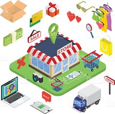 http://media.istockphoto.com/vectors/flat-3d-web-isometric-ecommerce-electronic-business-online-shopping-vector-id586163908