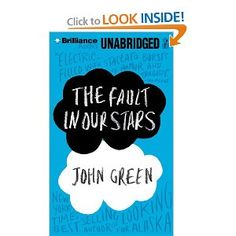 The Fault in Our Stars: John Green, this book is definitely on my read list! I have heard it is brilliant.