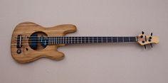 HMG Blackfoot Lizard bass