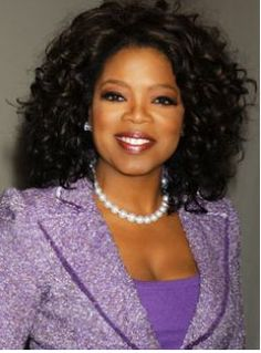 Oprah Winfrey-what an incredible woman and what a fulfilling, interesting journey she has taken us all on.