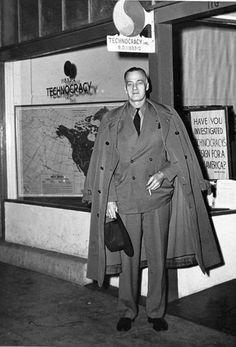 Technocracy, Howard Scott in 1940s