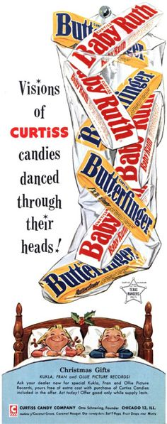 Curtiss Candy Company - 19551223 Colliers