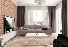 Francuski Żoliborz - Salon, styl klasyczny - zdjęcie od design me too