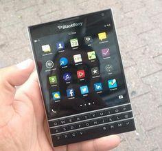 Android L1 La BlackBerry Passport se deja de ver de nuevo