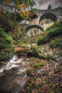Craigmin Bridge, Drybridge, Buckie, Moray in Scotland