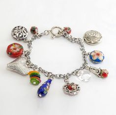 Stylishly off-beat, the China Bling Bracelet is a burst of happiness on your wrist and perfect for mixing and matching. #causes #charity #eco #volunteer #donate #change #activism #nonprofit #dogood #philanthropy #socialgood http://www.phatrice.com/eden-ministry-china-bling-bracelet-c106