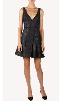 Proenza Schouler Tweed Tank Dress