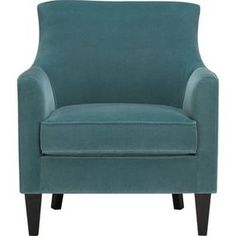 """i have a crush on this chair... crate & barrel clara chair but """"no longer found"""" on their website. boo."""