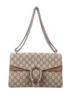 631c0e02b77  mothersday  AdoreWe  The RealReal -  Gucci Gucci Small GG Supreme Dionysus  Shoulder Bag - AdoreWe.com