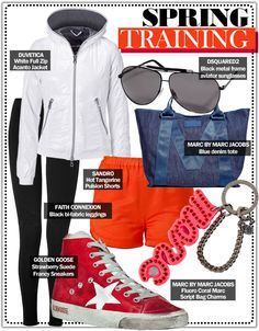 Spring Training-look stylish while you train!