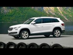 #Skoda reveals all-new #Kodiaq #SUV