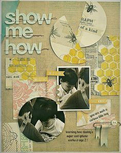 Show Me How (Citrus Twist Kit) - Scrapbook.com
