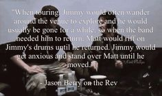 Jason Berry about the Rev
