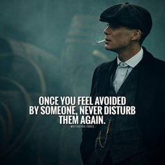 Positive Quotes : Once you feel avoided by someone. - Hall Of Quotes Joker Quotes, Wise Quotes, Attitude Quotes, Movie Quotes, Words Quotes, Motivational Quotes, Inspirational Quotes, Sayings, Peaky Blinders Quotes