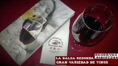 ¿ sabías qué en La Balsa Redonda del Valle tenemos una gran variedad de vinos para acompañar a tu aperitivo o comida? Ven y pregunta por nuestra carta, ¡ te esperamos ! Reservas 968607244