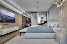 Oceana Bal Harbour apartment on Behance - Pinking Lux Hotels, Interior Architecture, Interior Design, Condominium, Light Colors, Furniture, Behance, Home Decor, Blessing Bags
