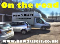 We come to you! #Learn at #home or a place of your choice! #Tech #technology #ipswich   www.how2useit.co.uk
