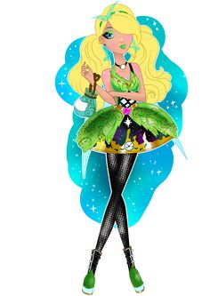 Hello!! I am Bella tinkerton daughter of tinkerbelle. I am a royal. I can turn into a fairy once in a while, and get wings. I'm new to eah :-)  - ever after high -