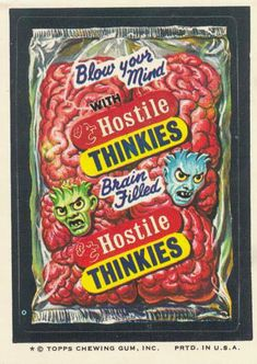 Wacky Packages 8th Series 1974