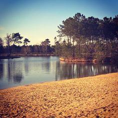 Lac de Charente-Maritime
