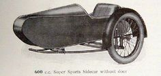 Wanted parts for 1930 Douglas sidecar