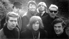 "David Bowie ""Davie Jones"" & The Manish Boys, Moat Park, Maidstone, 1964"