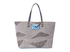 Marc by Marc Jacobs Marc by Marc Jacobs  Metropoli Optical Stripe Travel Tote Tote Handbags for 179.99 at Im in! #sale #fashion #I'mIn
