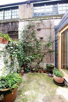 Экскурсия По Дому: Творческой, Совместной Восточной Части Лондона Викторианской   Квартира Терапия