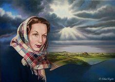 Roland Heyder - The shawl, 2000