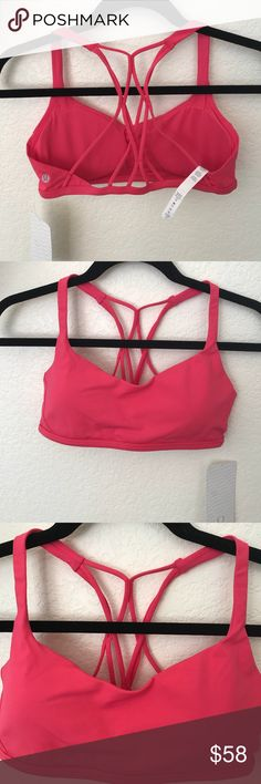 NWT LULULEMON FREE TO BE ZEN BRA - - Size 8 Brand: Lululemon Athletica Free to be zen bra with pads          Condition: New with tag || Size 8 ||     📌NO  TRADES  🛑NO LOWBALL OFFERS  ⛔️NO RUDE COMMENTS  🚷NO MODELING  ☀️Please don't discuss prices in the comment box. Make a reasonable offer and I'll either counter, accept or decline.   I will try to respond to all inquiries in a timely manner. Please check out the rest of my closet, I have various brands. Some new with tag, others in…