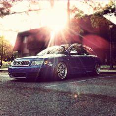 Love Audi Blue.  S4 Avant.