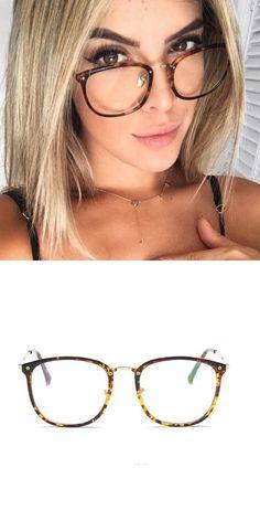 4ec7859750 New oculos de grau ultra light tr90 fake eyeglasses frames for women retro  myopia glasses frame